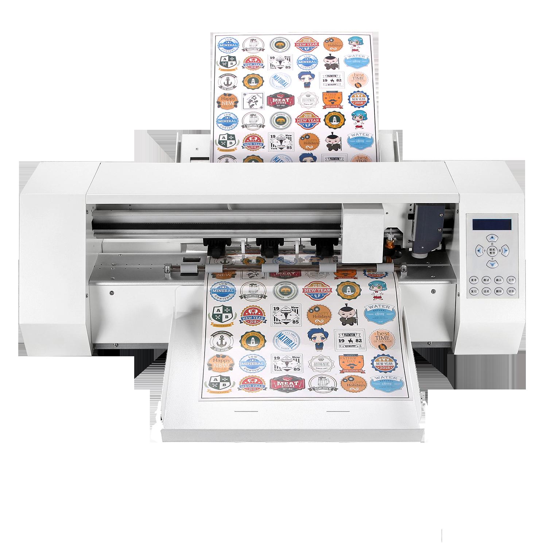 Etiket baskı makinesi