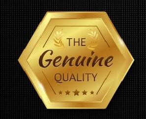 altın yaldızlı opak etiket